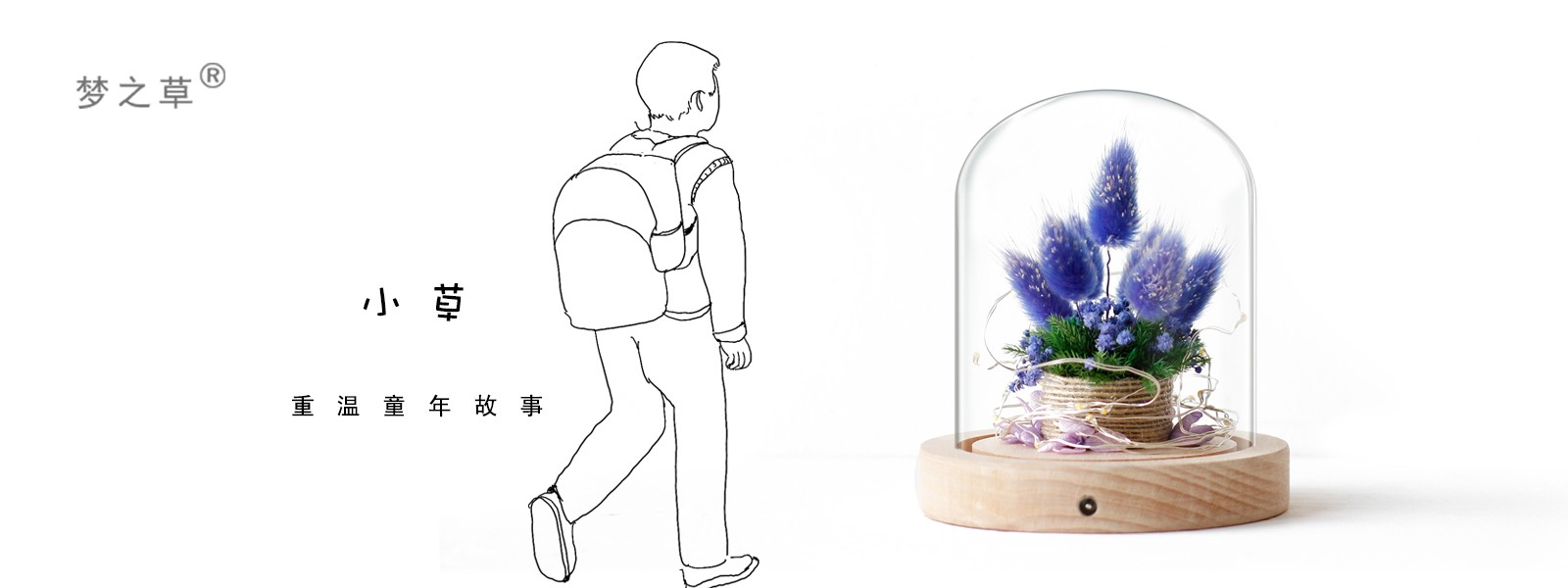 小草-重温童年故事